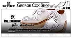 GEORGE COX通販ショップ