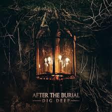After The Burial - Big deep album lyrics