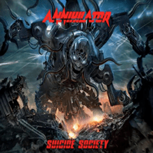 annihilator suicide society lyrics