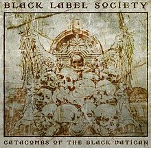 black label society catacombs of the black vatican album