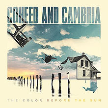 coheed and cambria the color before the sun album lyrics