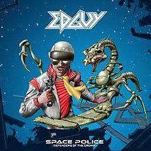 edguy space police defenders of the crown album