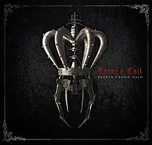 lacuna coil broken crown halo album
