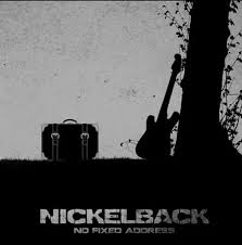 nickelback no fixed address album songs