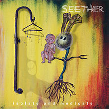 seether isolate and medicate album lyrics