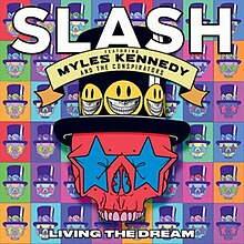 Slash - Living dream