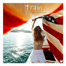 Train - A girl, a bottle, a boat