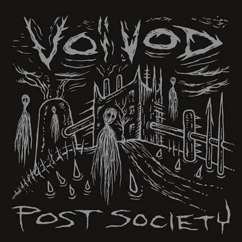 Voivod - Post society progressive metal lyrics