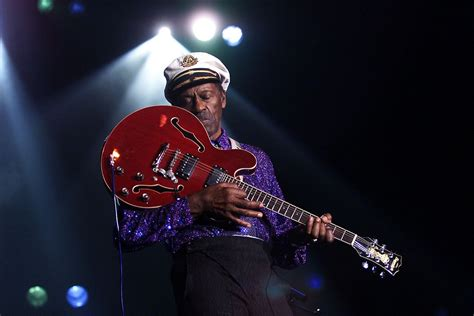Chuck Berry doc and biopic coming