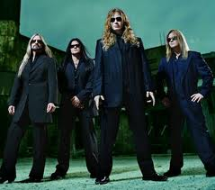 megadeth new music