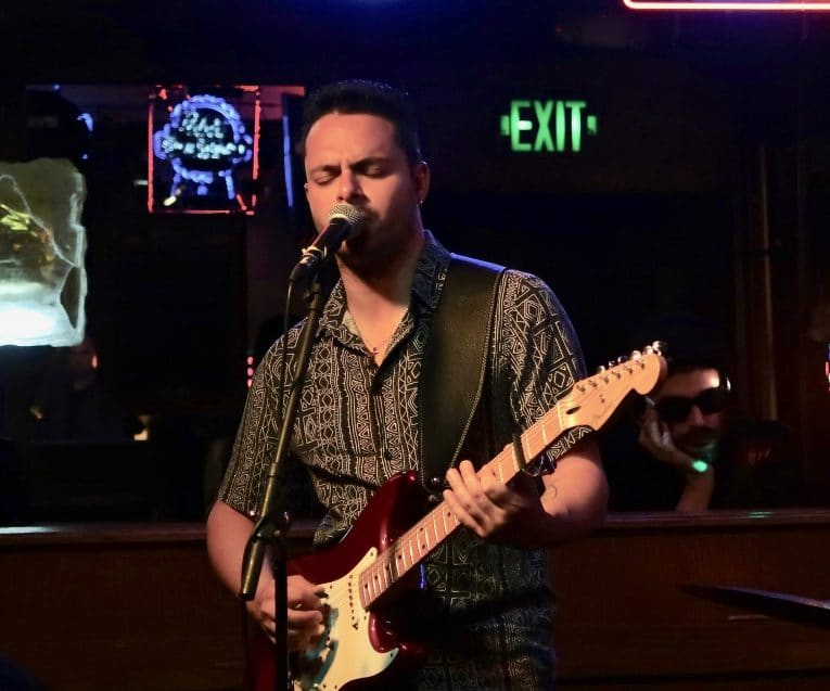Gig review, Dany Franchi, Maui Sugar Mill, Martine Ehrenclou, Rock and Blues Muse