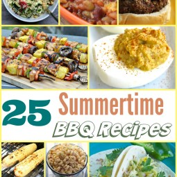 summertime bbq recipe round up rock and drool