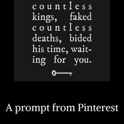 A prompt from Pinterest rockanddrool.com