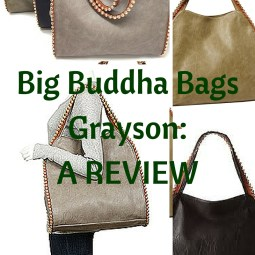 Grayson by Big Buddha Bags Review rockanddrool.com