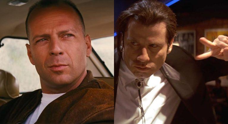 Bruce Willis John Travolta