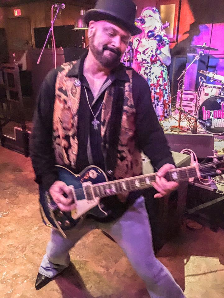 Bazooka Jones...three chord rock and roll bliss