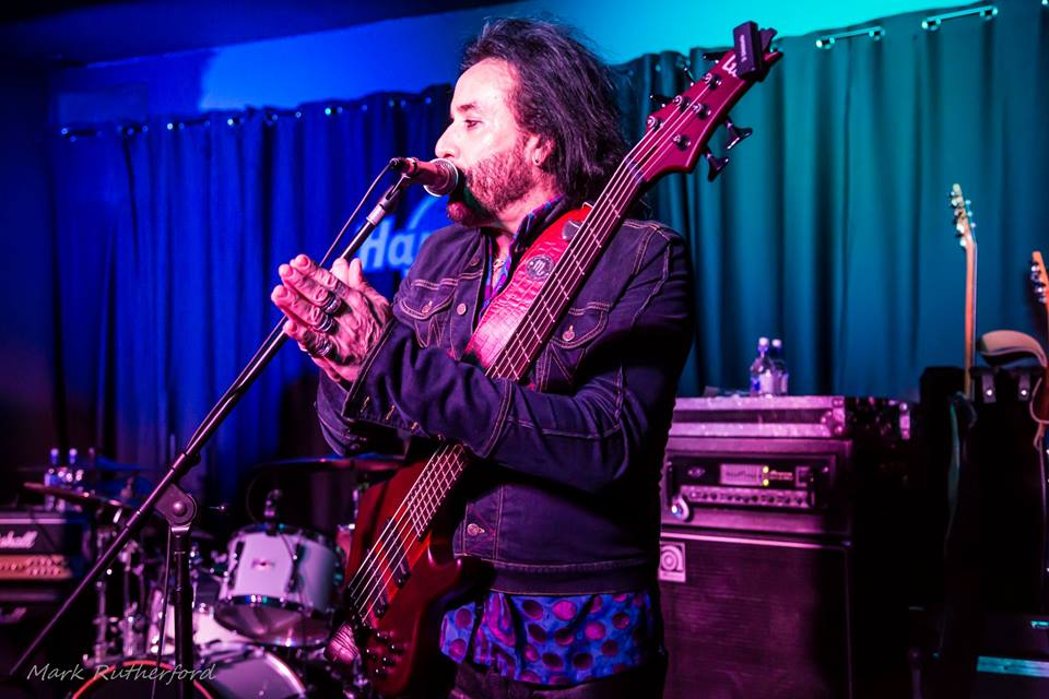 Live Review: Marco Mendoza (Hard Rock Cafe, Glasgow 13/02/17)