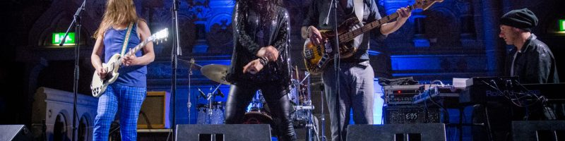 Gig Review: Sari Schorr & The Engine Room (Cottiers Glasgow, 26/03/17)
