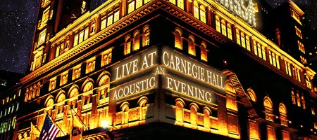 CD/DVD Review: Live At Carnegie Hall – An Acoustic Evening (Joe Bonamassa)