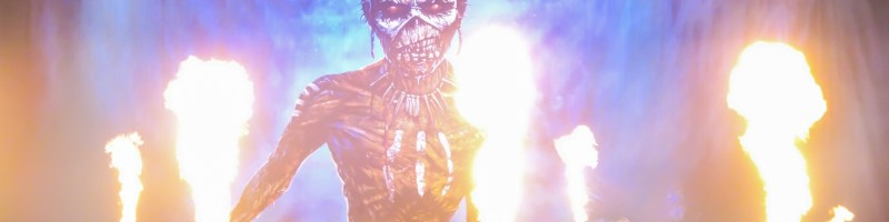 Gig Review: Iron Maiden (Glasgow Hydro, 16/05/17)