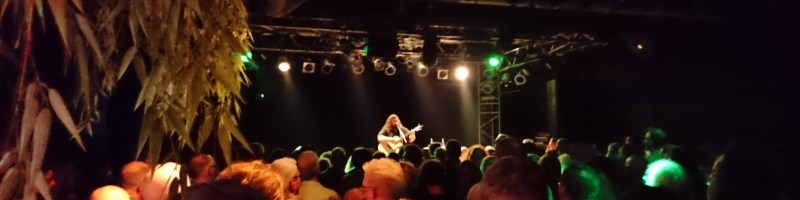 Gig Review: Matt Andersen (Jungle, Cologne – 15/10/17)