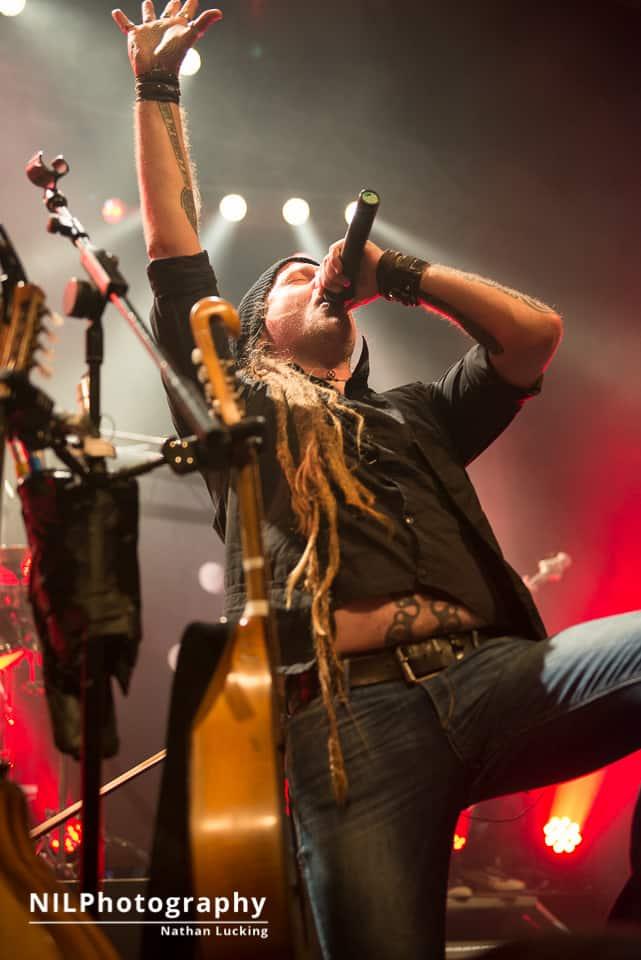 Eluveitie @ O2 Forum Kentish Town 15/11/15