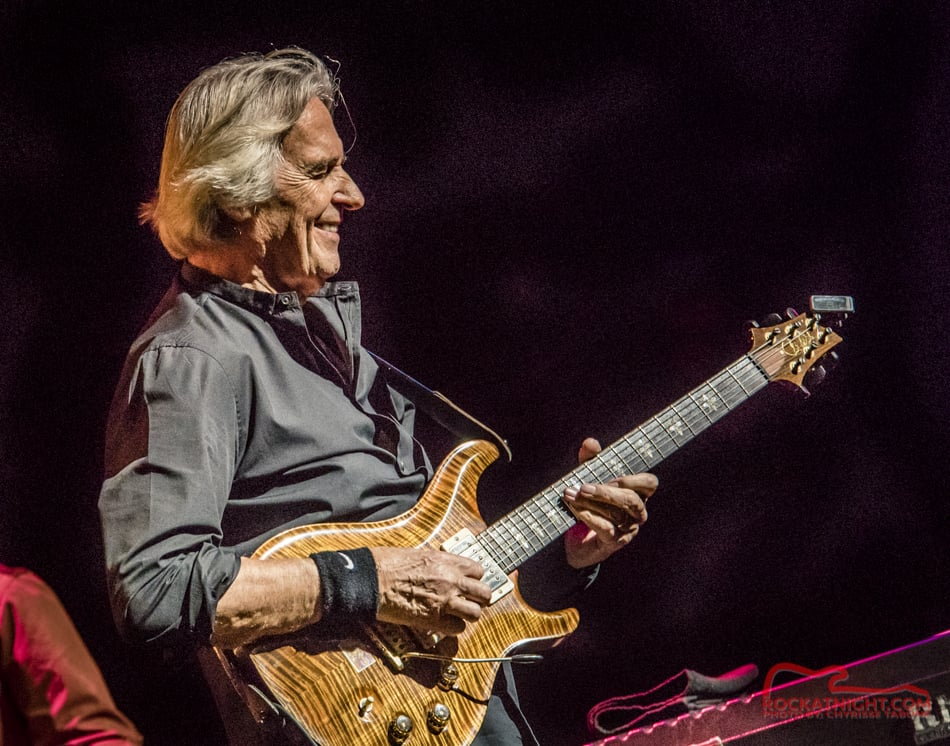 John McLaughlin & the 4th Dimension and Jimmy Herring & the Invisible Whip doing the music of Mahavishnu Orchestra