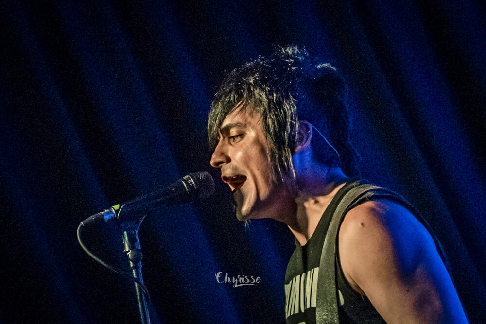 Luis Cabezas of The Dollyrots