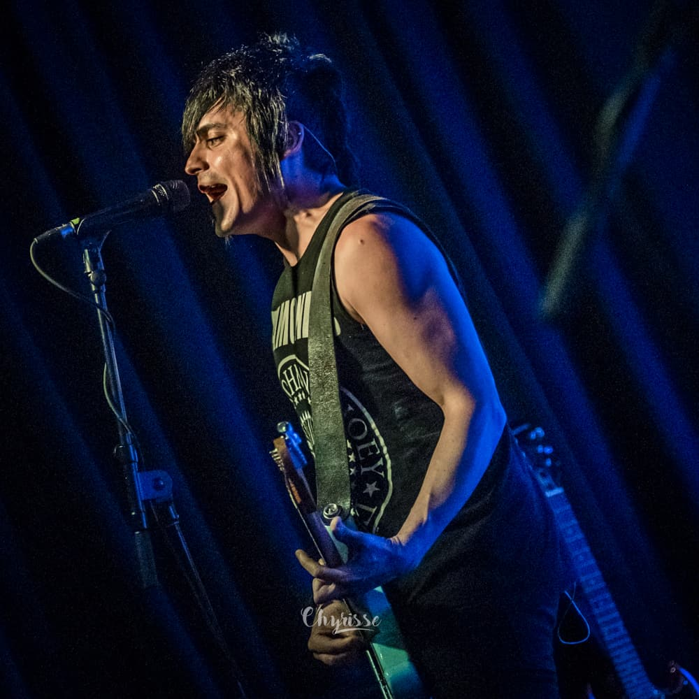 Luis of The Dollyrots