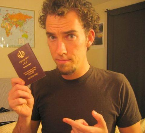 Iranian Passport