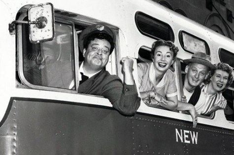 Image result for the honeymooners tv show