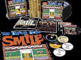 Beach Boys Smile Sessions box set