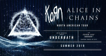 korn alice in chains tour 2019
