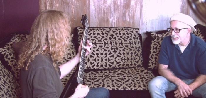 Dave Mustaine and Steve Rosen