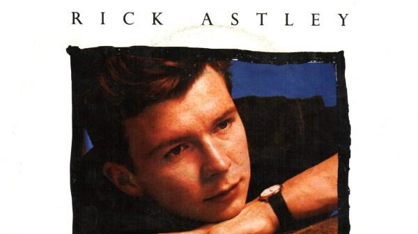 rick astley never gonna art