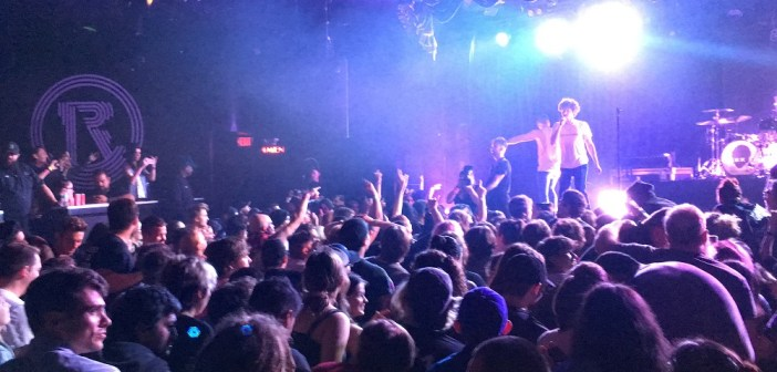 grandson at the roxy 2019