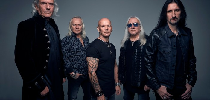 Uriah Heep (Photo: Richard Stow)