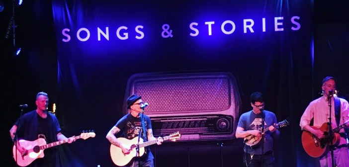 songs & stories tour 2019