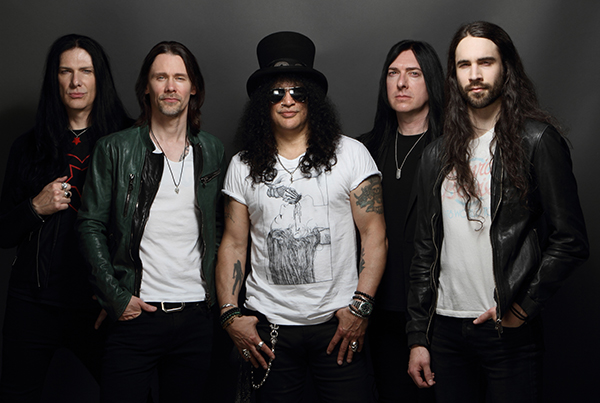Slash and Myles Kennedy and the Conspirators
