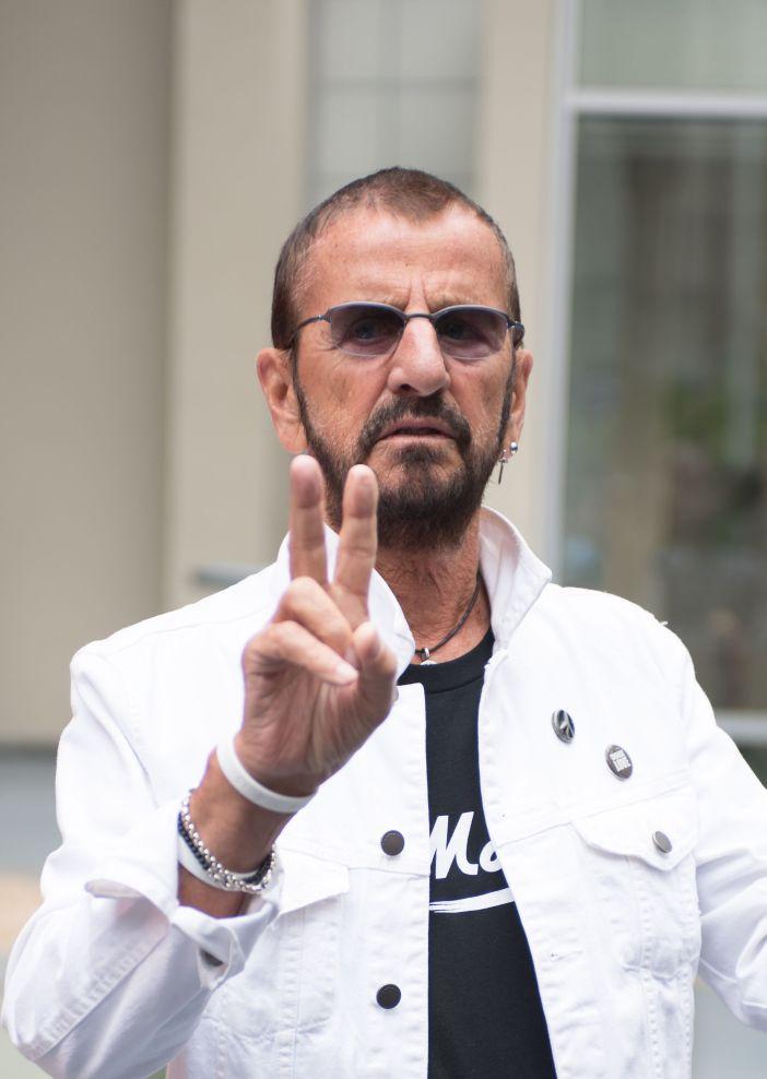 Ringo at his 2019 birthday party in Los Angeles (Photo: Ivor Levene)