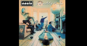 oasis definitely maybe 25