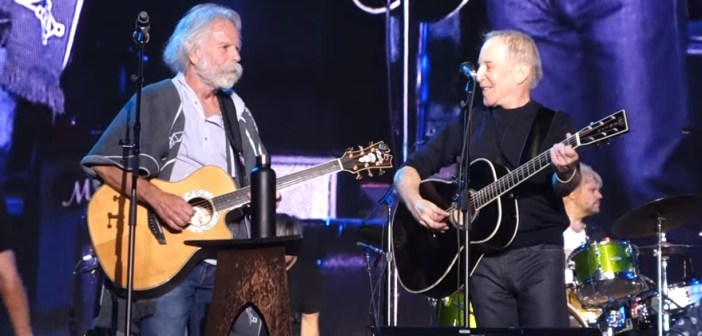paul simon and bob weir outside lands 2019