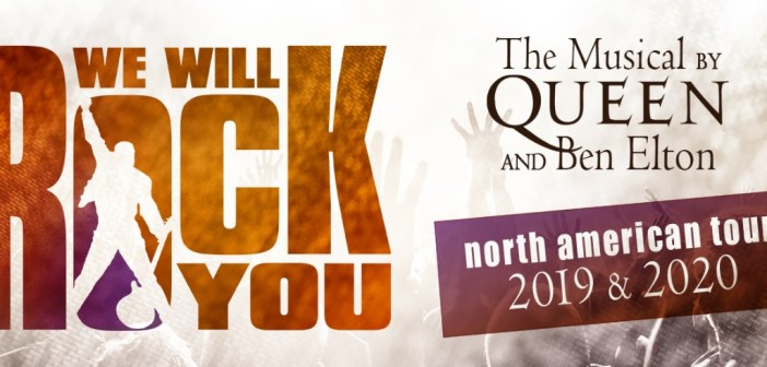 queen we will rock you musical tour 2019