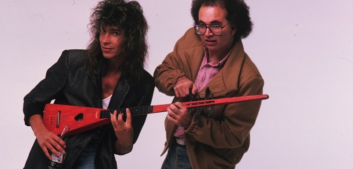 George Lynch and Steve Rosen (Photo: Glen LaFerman)