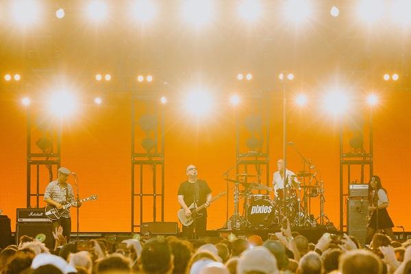 Pixies (Courtesy of Pasadena Daydream & Goldenvoice)