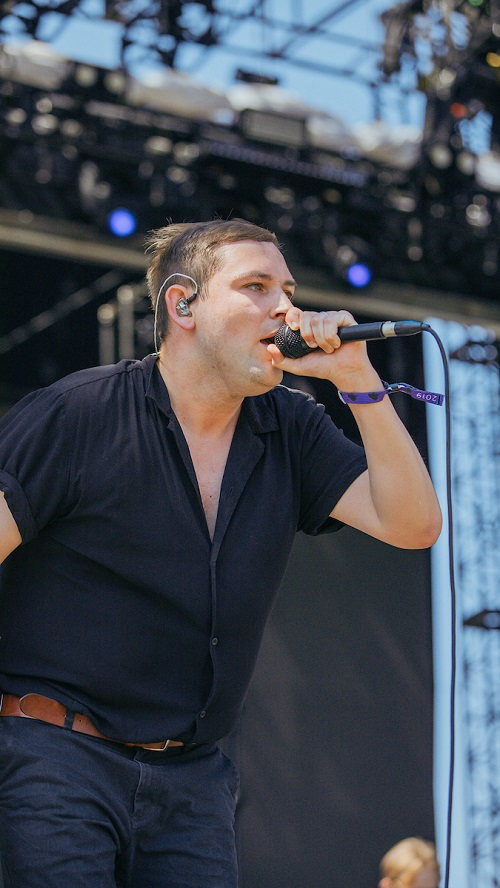 The Twilight Sad (Courtesy of Pasadena Daydream & Goldenvoice)