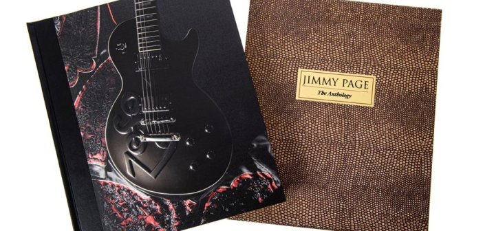 jimmy page the anthology book