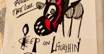ric ocasek doodle