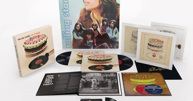 rolling stones let it bleed 50th