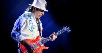 Carlos Santana (Photo: Roberto Finizio)